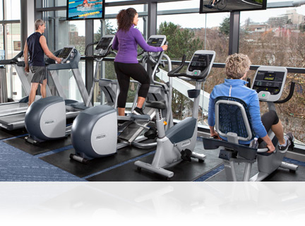 The Assurance Series™ is commercial cardio equipment built to withstand the rigors of a broad range of environments, from less supervised facilities, such as hotels, corporate gyms, apartment complexes, or fire departments.