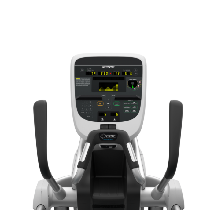 Amt 174 835 With Open Stride Adaptive Motion Trainer